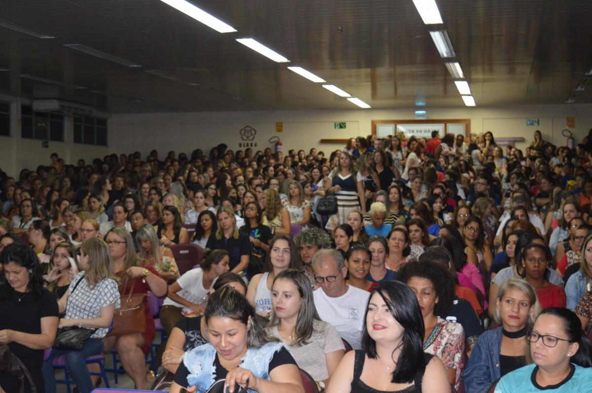 Evento de abertura do ano letivo 2018